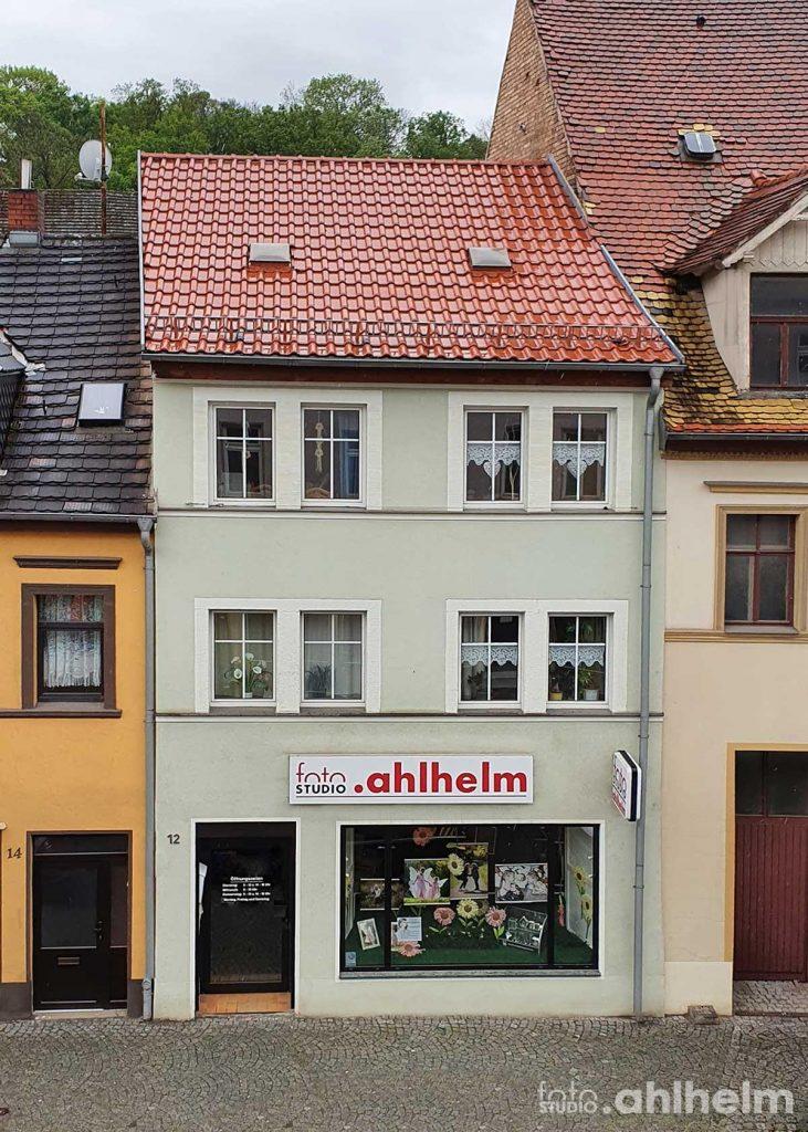 Fotostudio Ahlhelm Aussenansicht