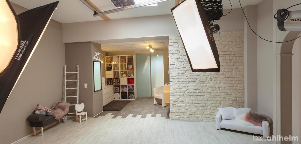 Fotostudio Ahlhelm Studio Eingang 2020