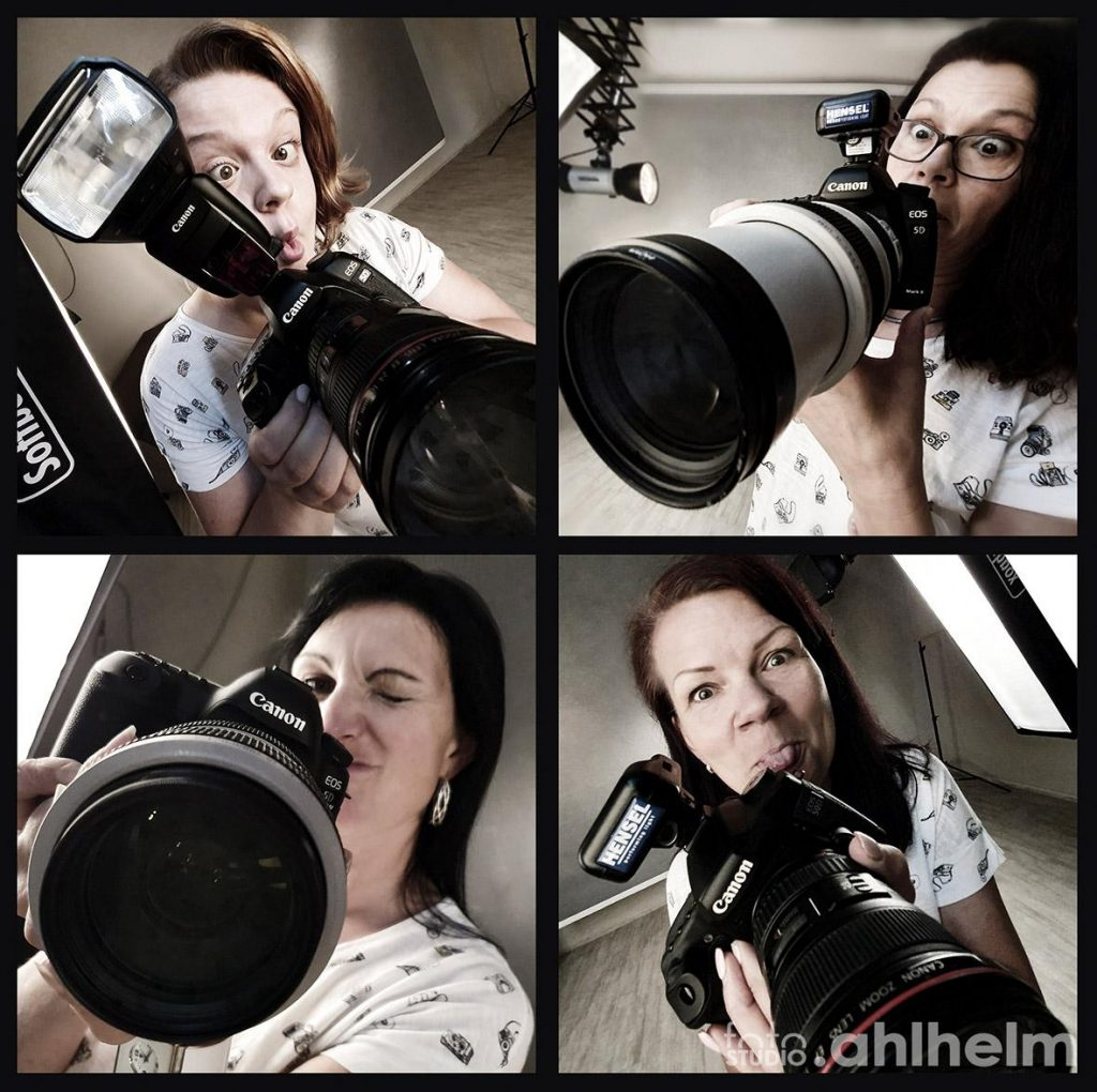 Fotostudio Ahlhelm Fototeam Collage