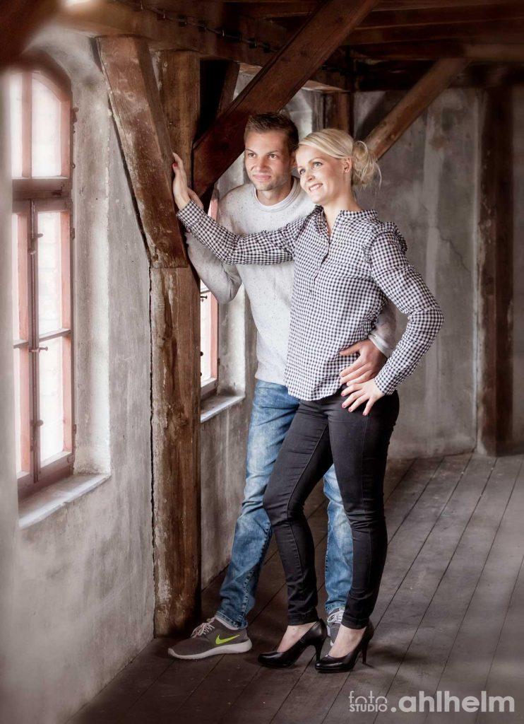 Fotostudio Ahlhelm Ehepaar Lager