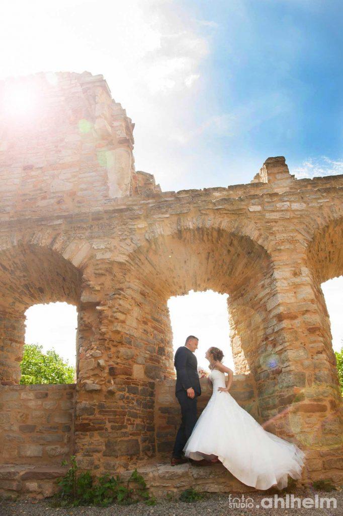 Fotostudio Ahlhelm Hochzeit Schloss Mansfeld