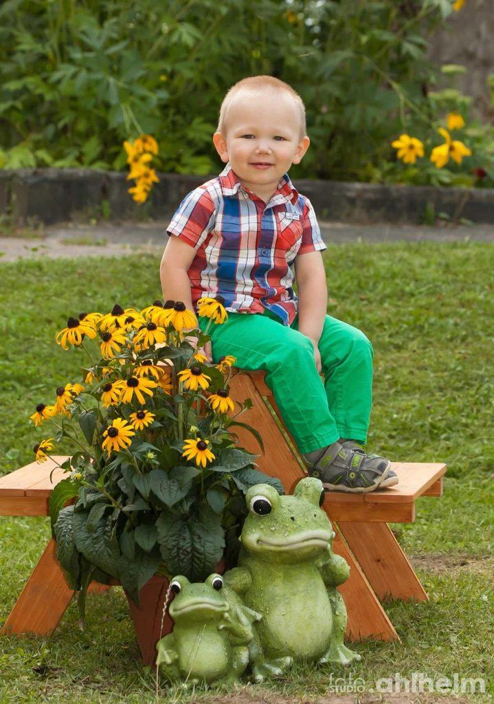 Fotostudio Ahlhelm Kindergarten Natur