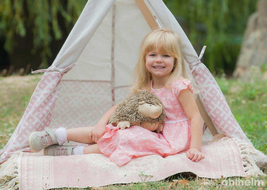 Fotostudio Ahlhelm Kindergarten Zelt