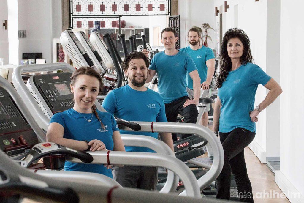 Fotostudio Ahlhelm Mitarbeiterfoto Med fit Eisleben