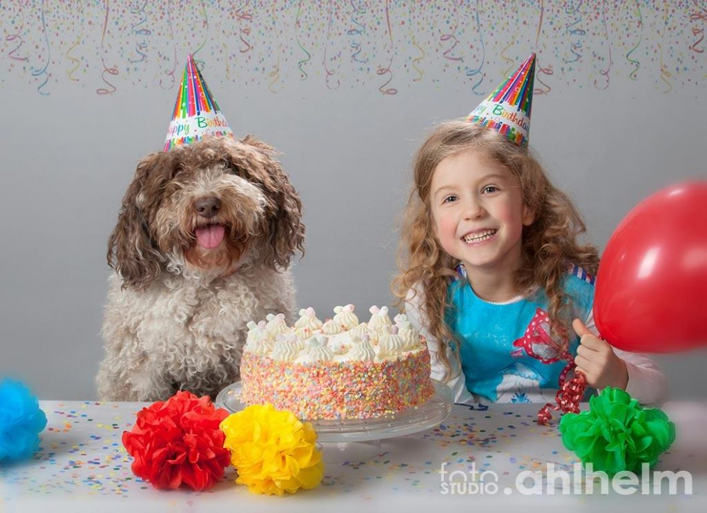Fotostudio Ahlhelm Tiere Happy Birthday