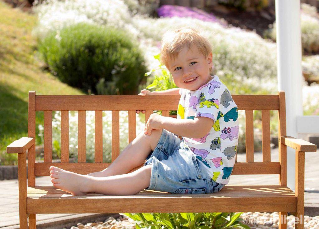 Fotostudio Ahlhelm home story kleiner Junge